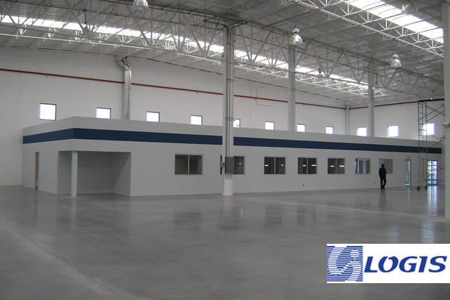 Construcción de Naves Industriales en Querétaro – LOGIS Qro