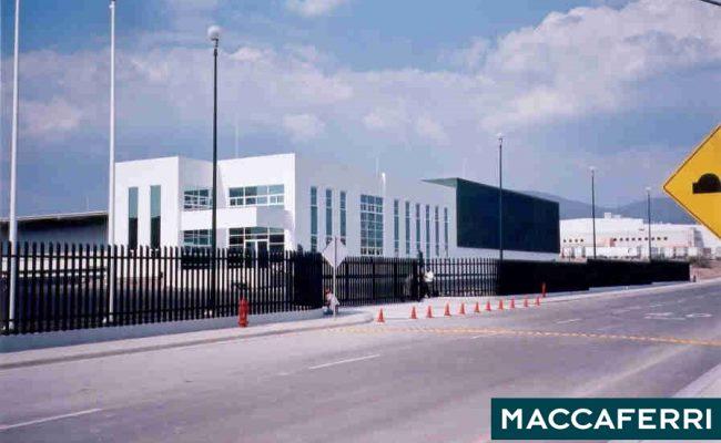Construcción de Naves Industriales en Querétaro – maccaferri