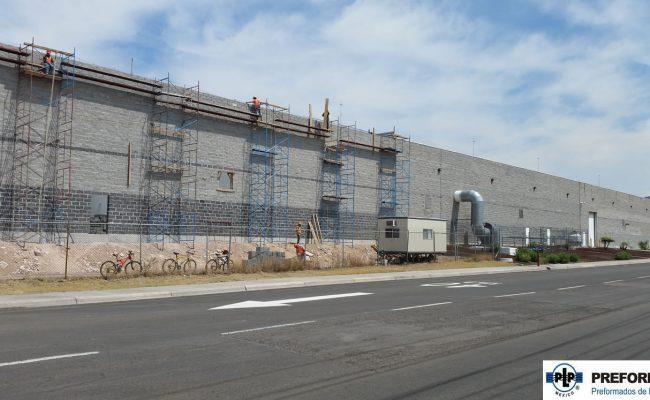 Construcción de naves industriales Querétaro