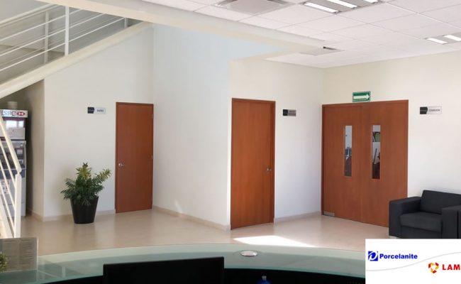 Constructora de oficinas para la industria