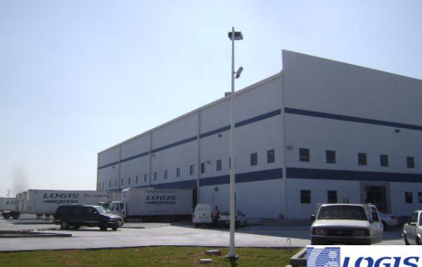 Nave Industrial Logis en Monterrey