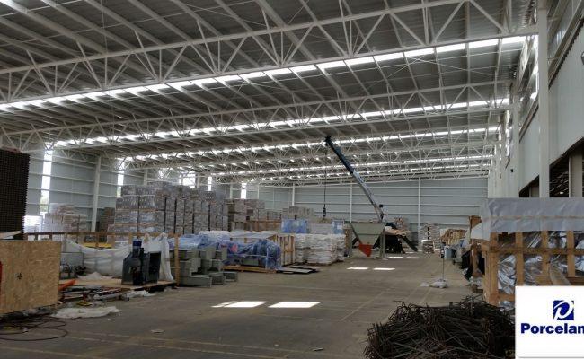 Naves industriales y construcción Qro