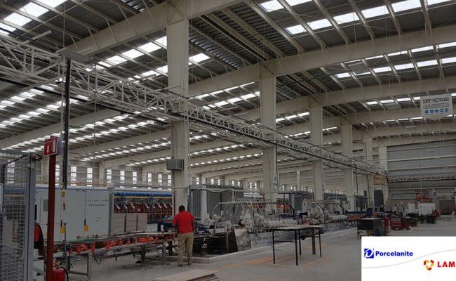 Racks y estructuras metalcias para naves industriales