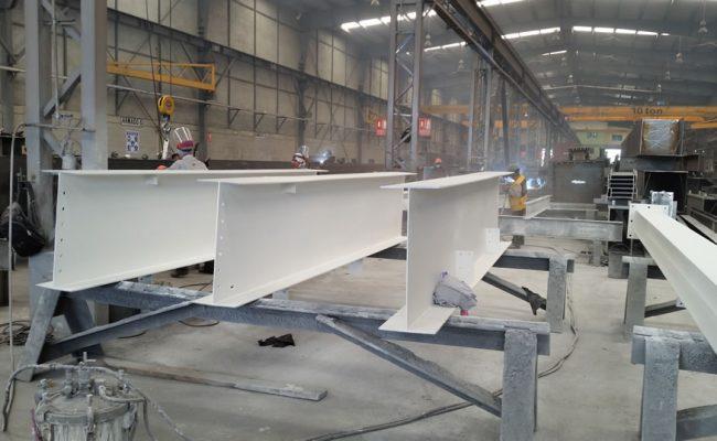 Taller de estructuras y fabricación Puebla