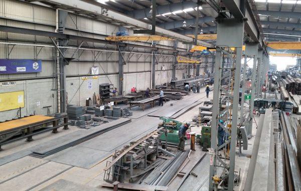 Taller de estructuras y fabricación