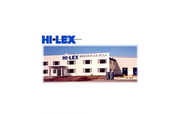 HI-LEX Obra civil de la 1ra. y la 2da. etapas, 5,500 m2 y 6,500 m2 respectivamente