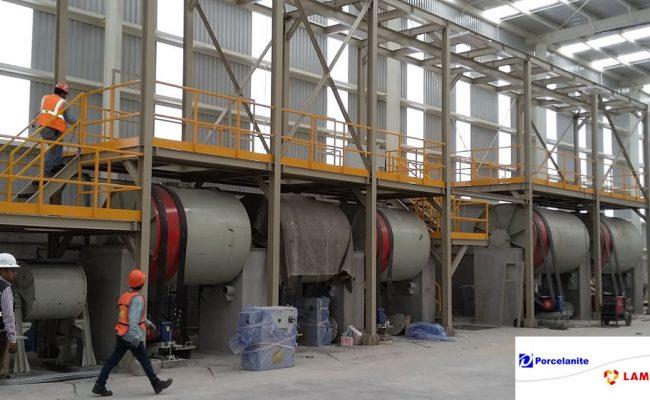 fabricación de racks y estructuras metalicas