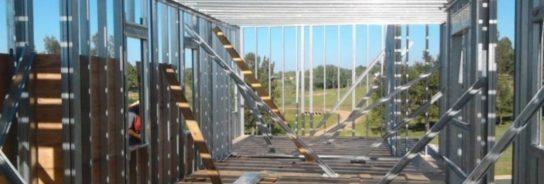 Los beneficios de la construcción en seco